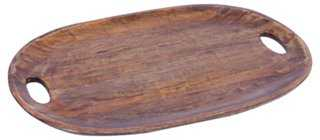 Wood Tray - One Kings Lane