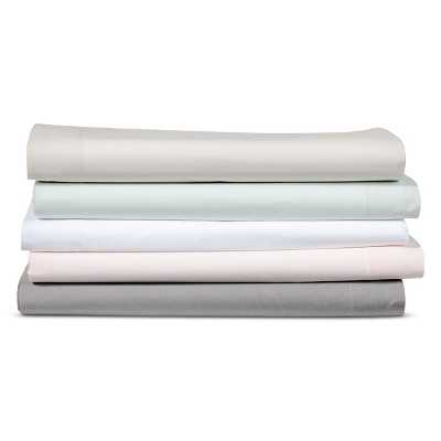 "Thresholdâ""¢ Vintage Washed Sheet Set - King-White - Target"