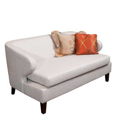 Christopher Knight Home Eastfield Fabric Loveseat-Beige Linen - Overstock