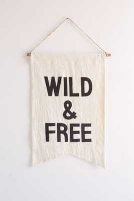 Secret Holiday & Co. X UO Wild Banner - Urban Outfitters