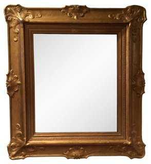 Gilt Mirror - One Kings Lane