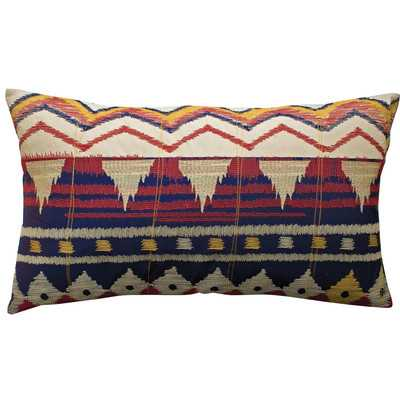 Java Cotton Lumbar Pillow by Koko Company - Wayfair