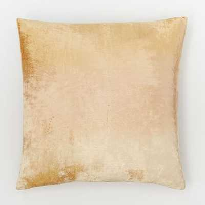 Ombre Velvet Pillow Cover - West Elm