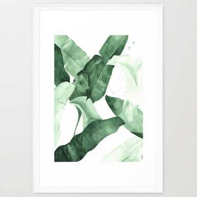 "Beverly II - 20"" X 26"" - Framed - Society6"