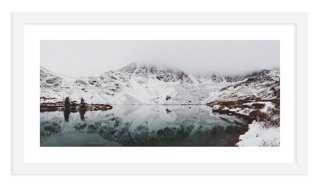 Kevin Russ, Mountain Lake Reflection - One Kings Lane