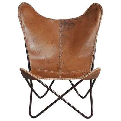 Fashion N You Butterfly Chair - Anit-Brown - Wayfair