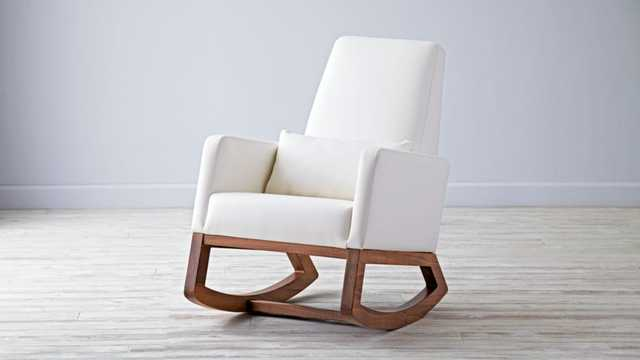 Joya Rocking Chair - Land of Nod