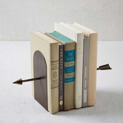 Heritage Bookends - West Elm