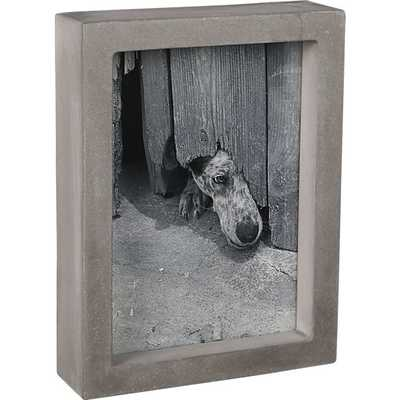 curb picture frame - CB2