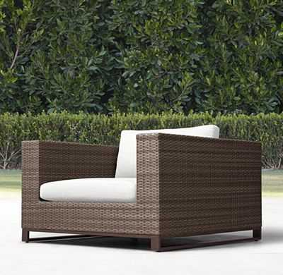 TIBURON LOUNGE CHAIR - RH