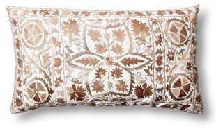 Vallejo Suzani Pillow - One Kings Lane