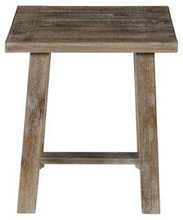 "Maxwell 22"" End TableFavorite - One Kings Lane"