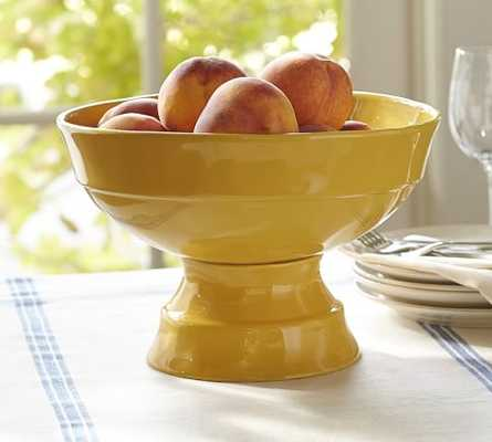 CERAMIC FRUIT BOWL - Pottery Barn