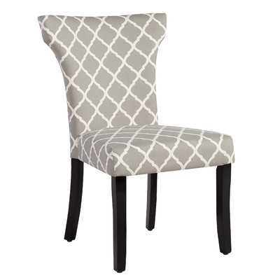 Monaco Lattice Dining Chair - Wayfair