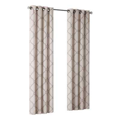 Saratoga Single Curtain Panel - Wayfair
