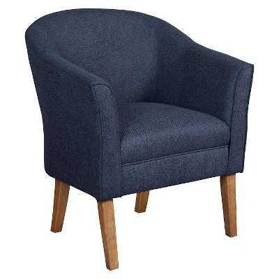 Tub Chair - Navy - Target