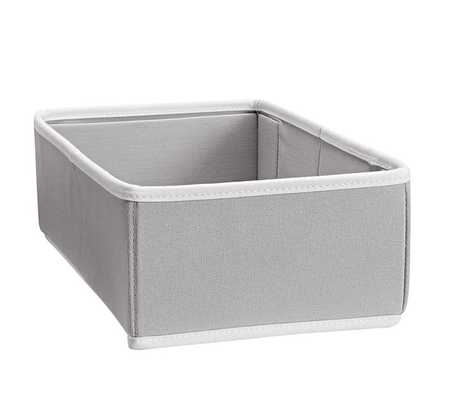 Large Changing Table Storage - Pottery Barn Kids
