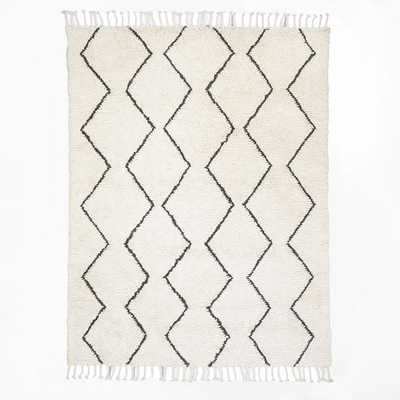 "Souk Wool Rug- 5""x8"" - West Elm"