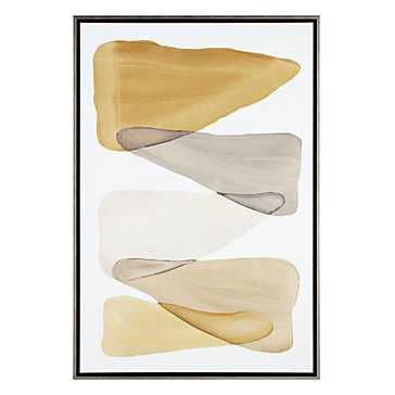 Color Echo 1 - 24''W x 36''H - Framed - Z Gallerie