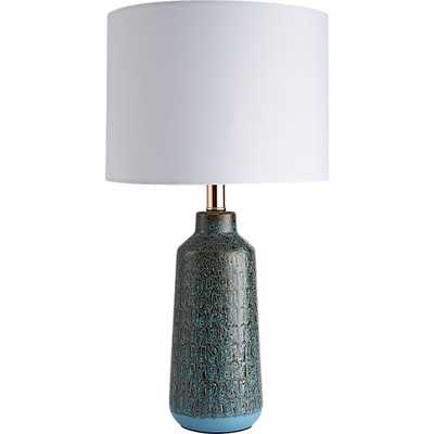 Calypso table lamp - CB2