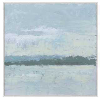 "Todd Telander, Whidbey Island Morning-20.5""-framed - One Kings Lane"