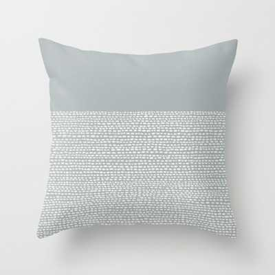 """Riverside - Paloma throw pillow-16"""" x 16""""-Insert not included - Society6"""