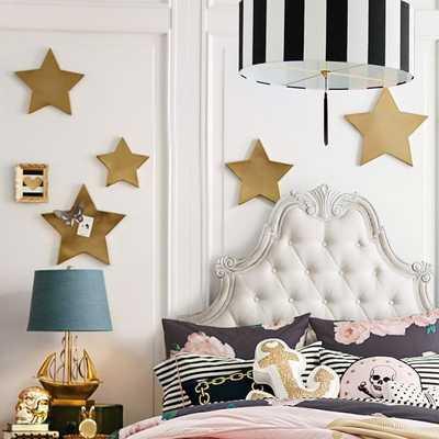 Emily + Meritt Gold Star Magnets - Pottery Barn Teen