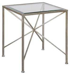 Hamlet Cubed Side Table - One Kings Lane