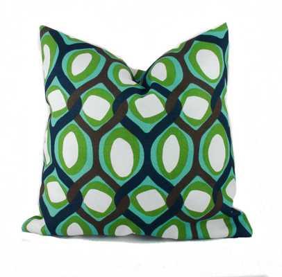 "Outdoor pillows, Outdoor pillow cover-Multi-20""x20"" - Etsy"