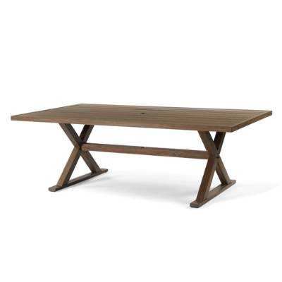 Napa Farmhouse Dining Table - Frontgate