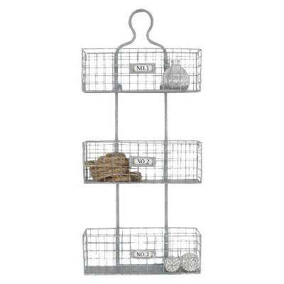 Metal Wall Basket - Target