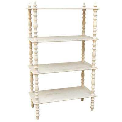 Lyndsay Etagere Bookcase - Wayfair