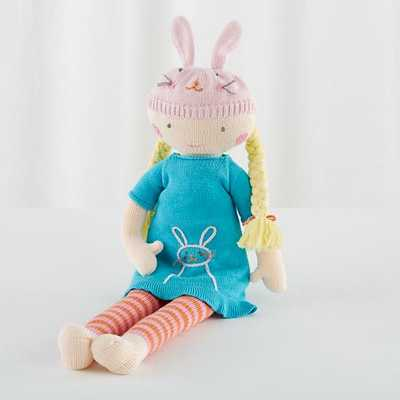 "Jesa Knit Crowd 24"" Doll - Land of Nod"
