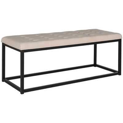 Safavieh Reynolds Bench - Overstock