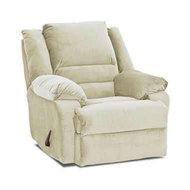 Big & Tall Marcus Fabric Recliner - JC Penney