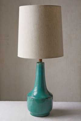 Sterling Table Lamp - Green - Urban Outfitters