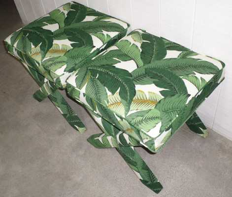 Custom X Benches - Design Your OWN to Suit Your Space - Etsy