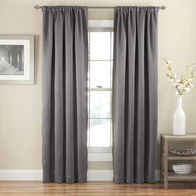 Tricia Thermal Single Curtain Panel - Wayfair