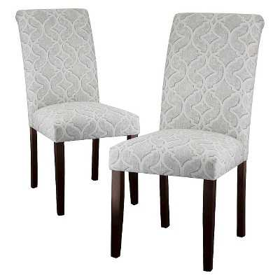 Avington Print Accent Dining Chair - Target