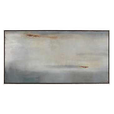 One Foggy Day - 73.5''W x 37.25''H - Framed - Z Gallerie