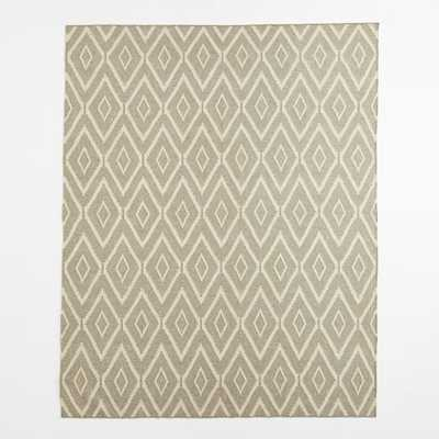 Kite Wool Kilim Rug - West Elm