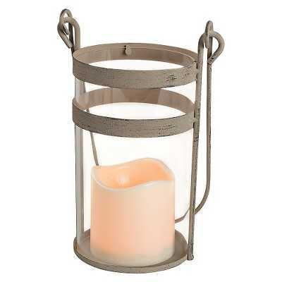 Gerson Banded Metal Lantern - Target