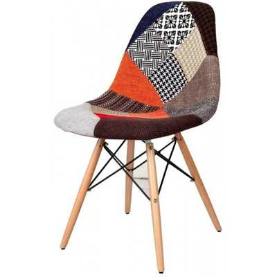 Briarhill Side Chair PATCHWORK - Apt2B