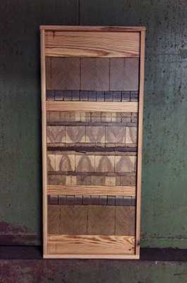 "Reclaimed Wood Wall Art: ""Dashing"" - Etsy"