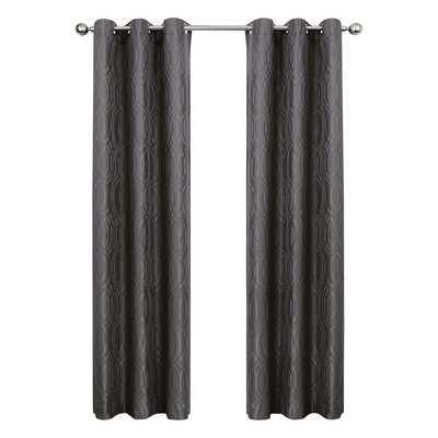 Tremont Single Curtain Panel - Wayfair