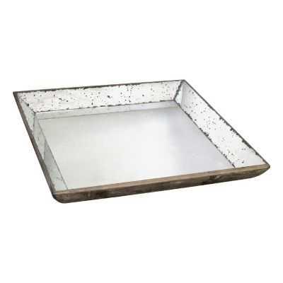 Mercury Glass Serving Tray - Kohl's