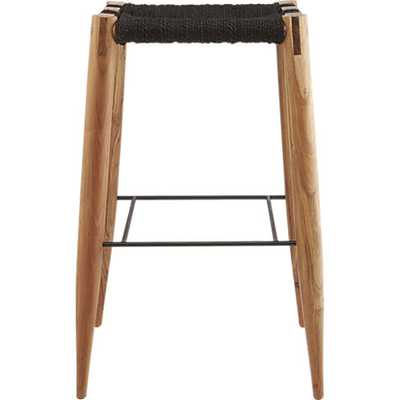 "Wrap bar stools - 30"" - CB2"
