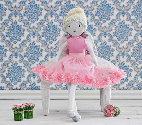 Pink Fairy Designer Doll Adelaide - Pottery Barn Kids