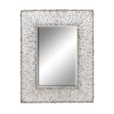 Beveled Wall Mirror - Overstock
