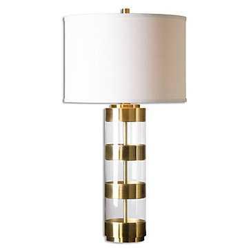 Barrel Table Lamp - Z Gallerie